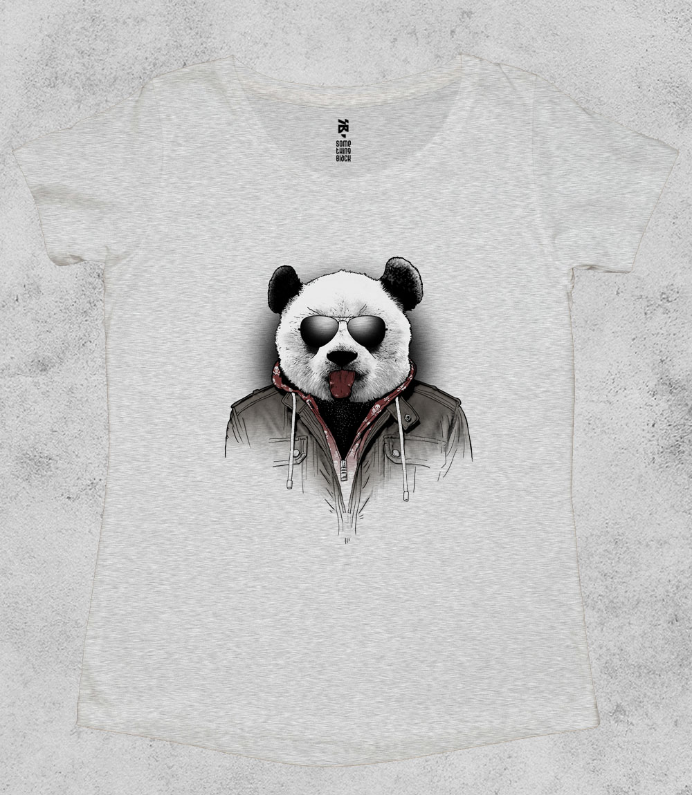 CoolPanda - Womens T-shirt