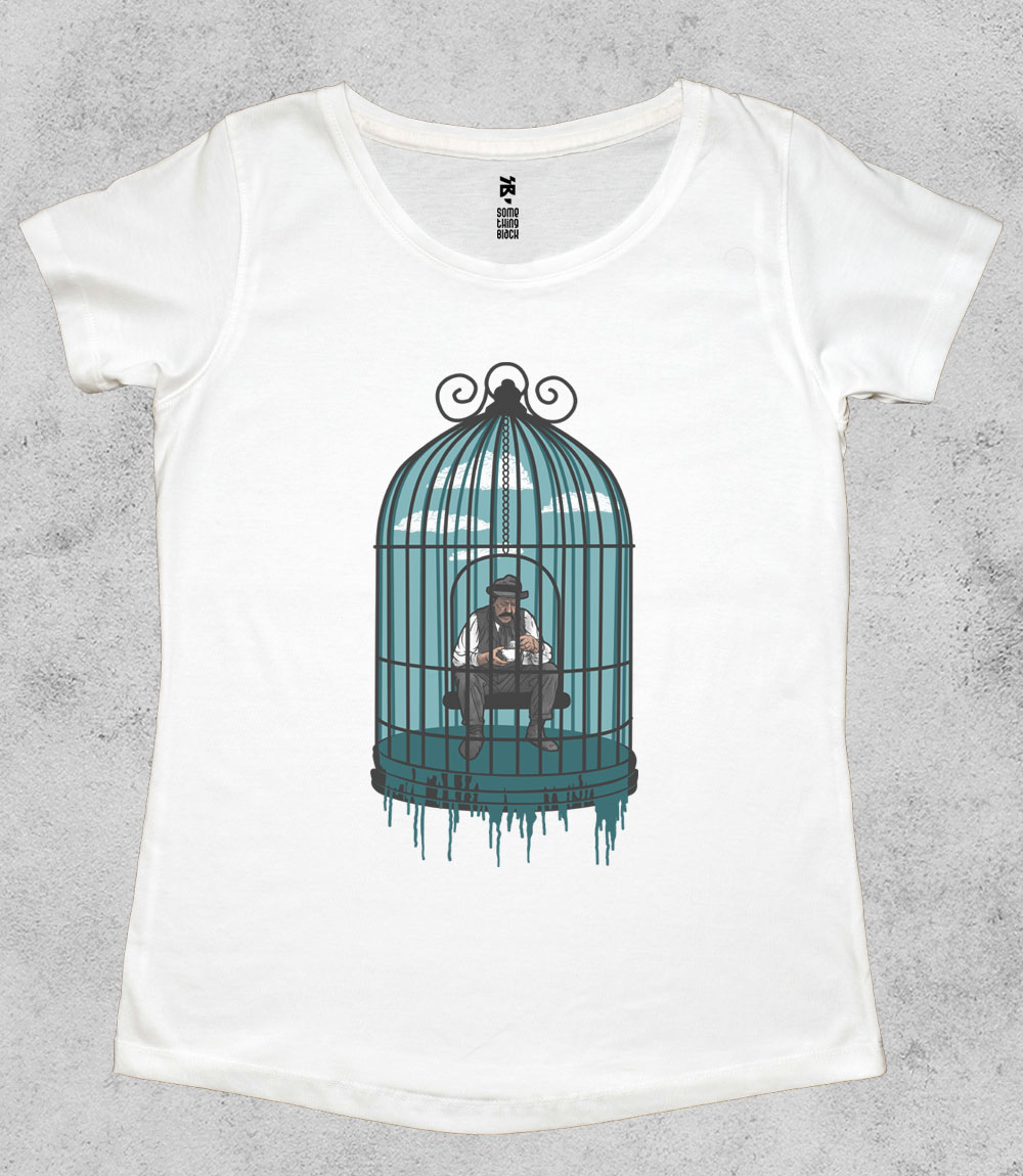Freedom - Womens T-shirt