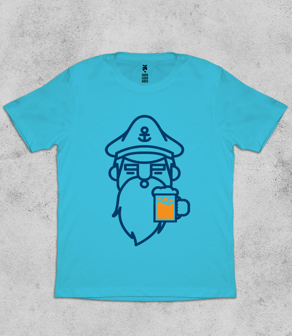 Beard & Beer - Mens T-shirt