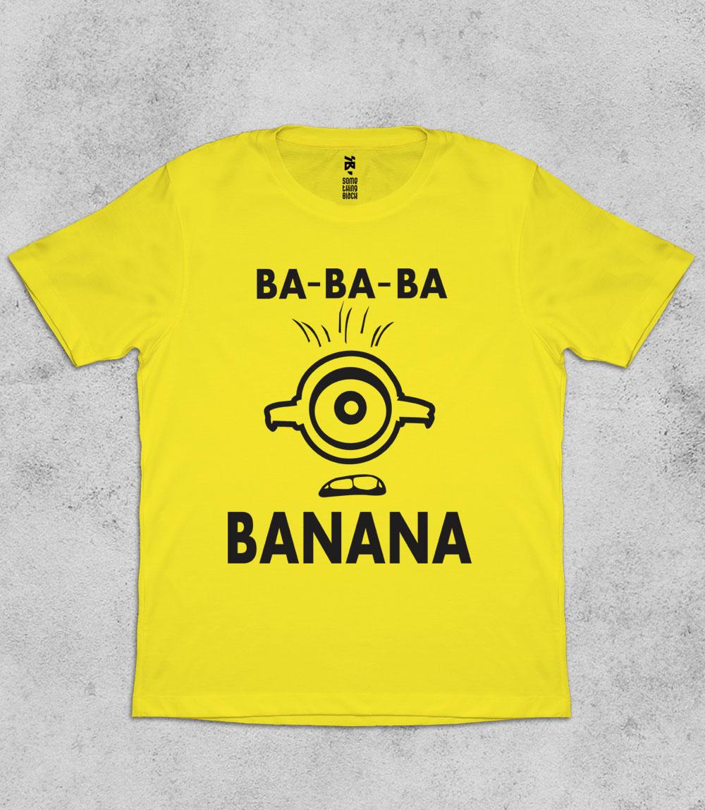 Banana- Mens T-shirt