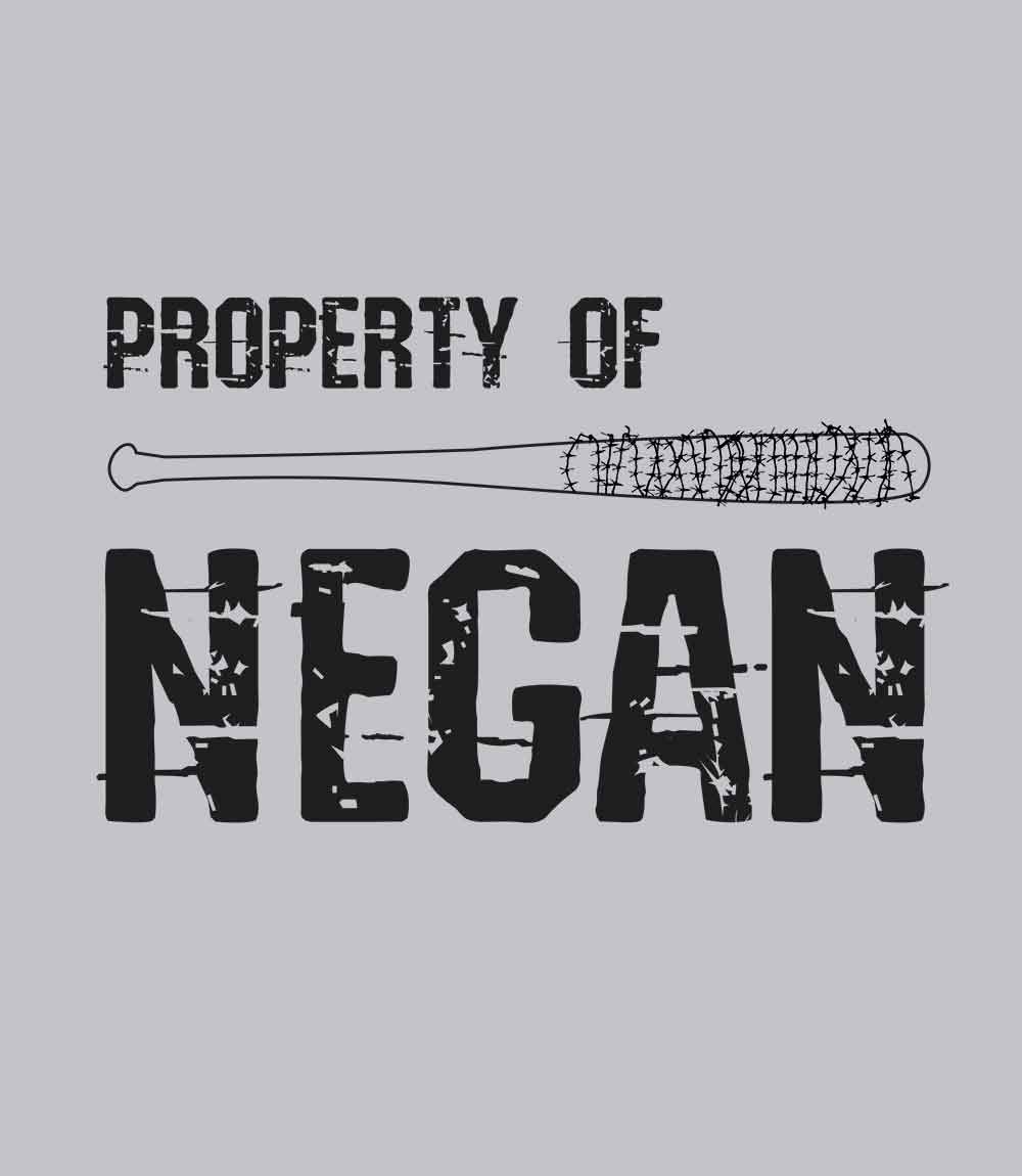 Property of Negan- Mens T-shirt