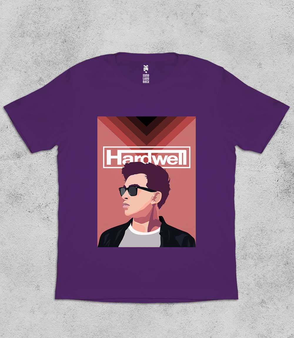 Hardwell- Mens T-shirt