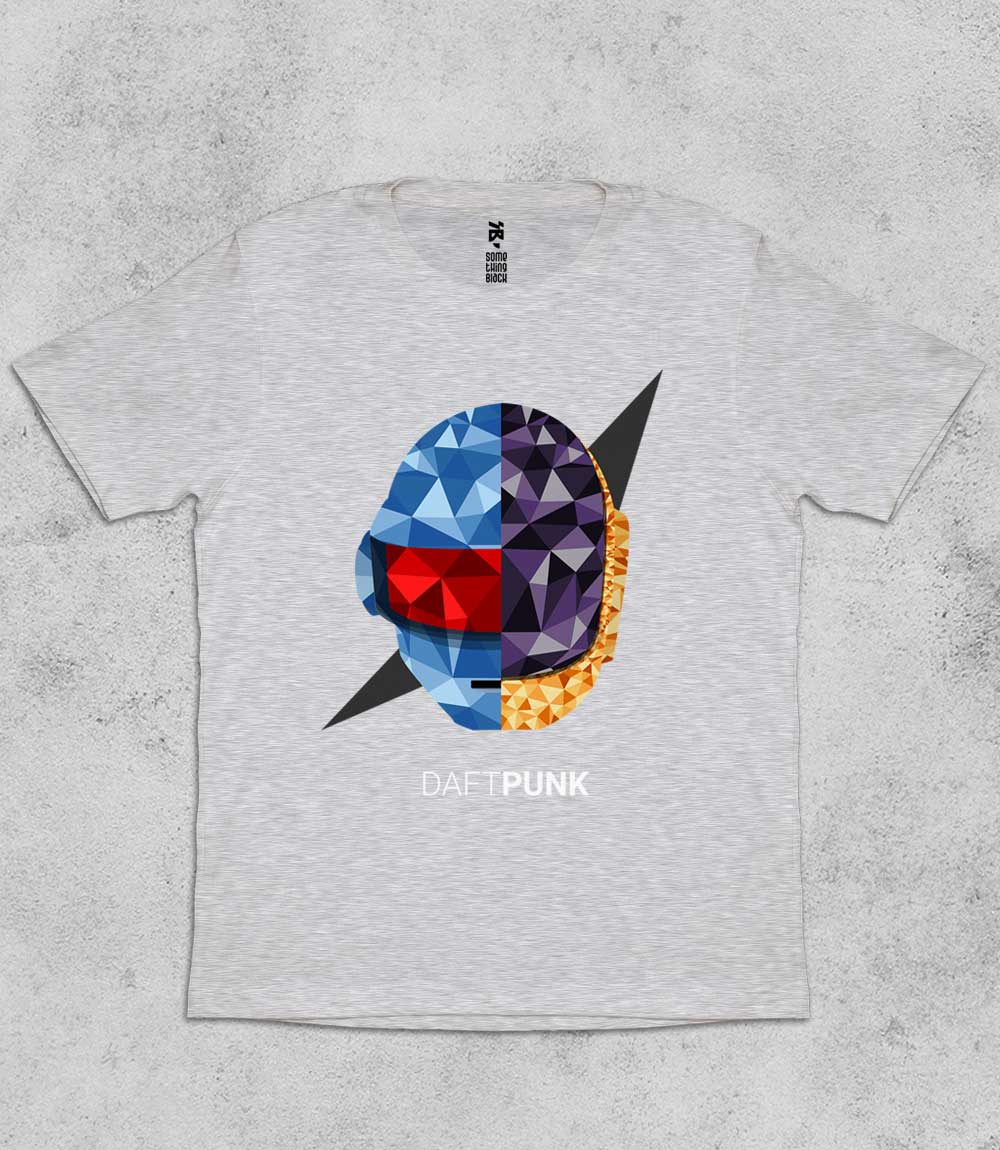 Daft Punk- Mens T-shirt