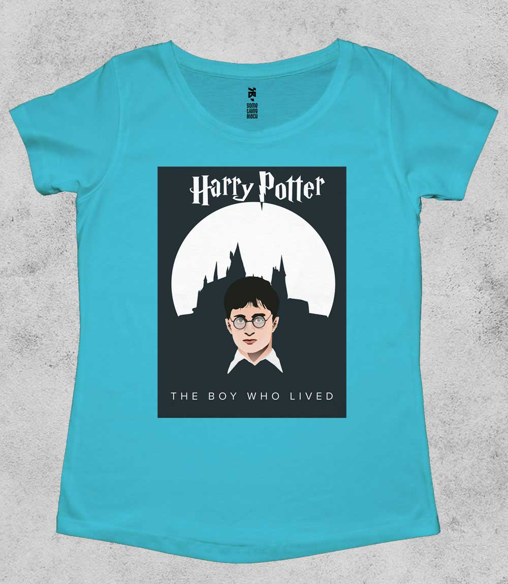 Harry Potter- Womens T-shirt