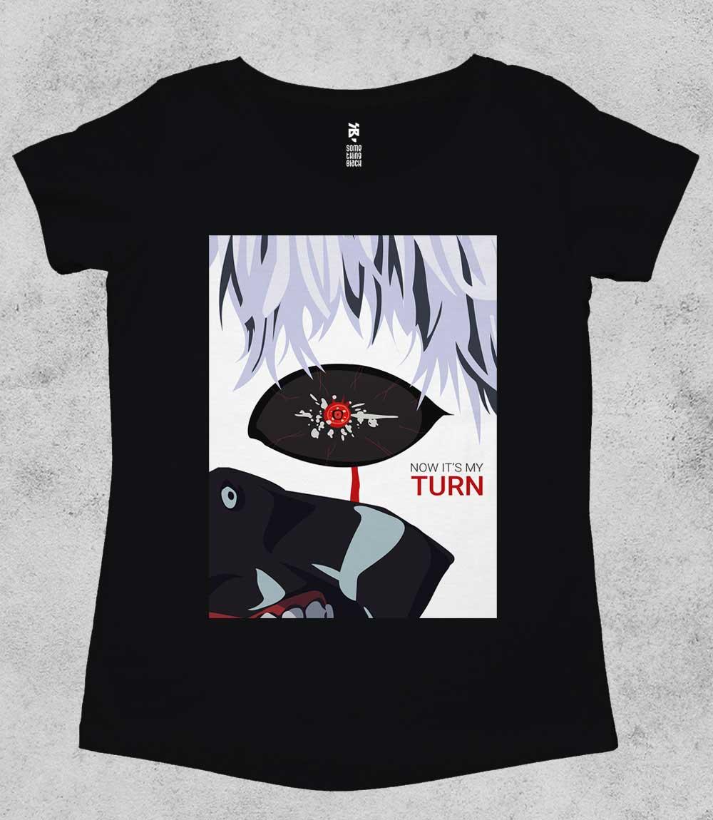 Tokyo Ghoul- Womens T-shirt