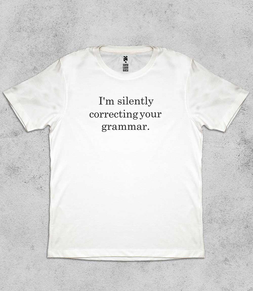 Grammar- Mens T-shirt