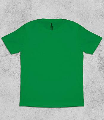 Green Crew Neck - Mens T-shirt
