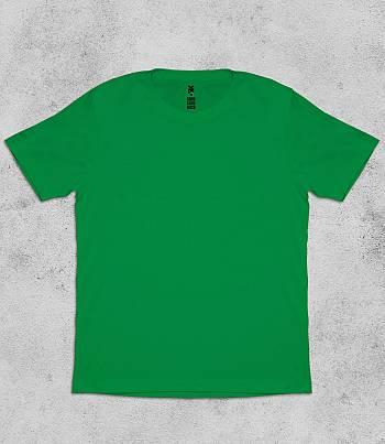 Green Crew Neck - Mens T-shirt
