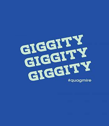 Giggity- Womens T-shirt