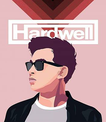 Hardwell- Mens T-shirt