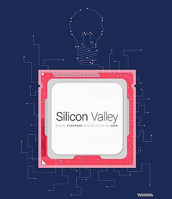 Silicon Valley- Womens T-shirt